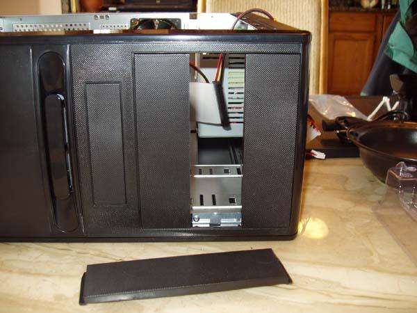 installing dvd drive