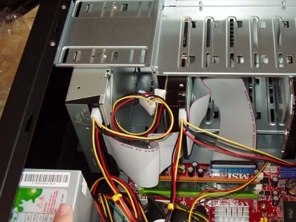 dvd drive installation