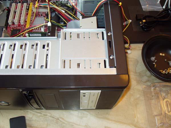 install drive