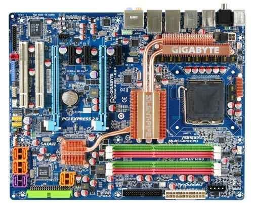 Gigabyte GA-EX38T-DQ6