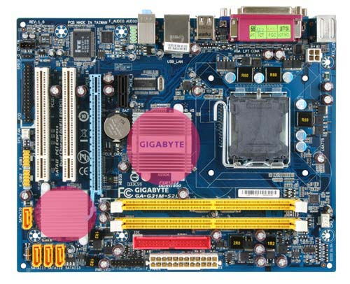 Intel Motherboard Chipset