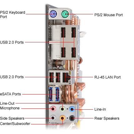 Msi 7345 p35 neo2-fr lga 775 ddr2 intel p35 atx motherboard with intel processor б/у фото