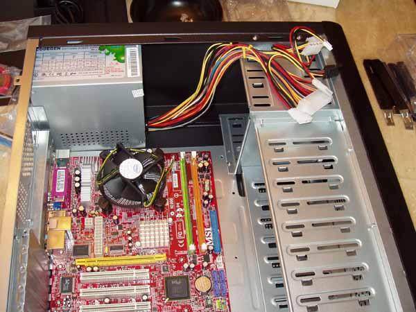 tichy chladic k Athlonu 64 3000+