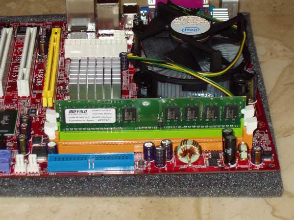 Install System Memory